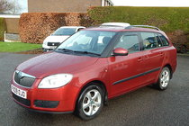 Skoda Fabia 2 TDI DIESEL CHEAP TAX