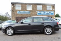Audi A6 Avant 2.0 TDI ULTRA SE AVANT 190PS  Fully Loaded Heated Leather + Sat Nav