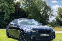 BMW 5 SERIES 2.0 520d M Sport 4dr (SOLD)