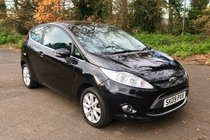 Ford Fiesta Zetec 1.25 082 !!  FINANCE AVAILABLE  !!