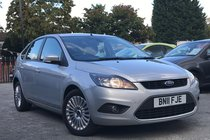 Ford Focus 1.6 TDCI TITANIUM ** HEATED SEATS + KEYLESS + P/SENSORS + £30 TAX **