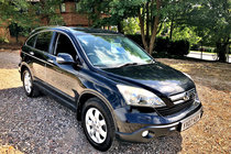 Honda CR-V ES #4x4 #FinanceAvailable