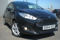 Ford Fiesta Zetec 1.25, THIRTY POUNDS ANNUAL CAR TAX