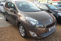 Renault Grand Scenic DYNAMIQUE TOMTOM DCI