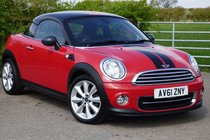 MINI Coupe COOPER