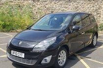 Renault Scenic GRAND PRIVILEGE TOMTOM DCI*PANORAMIC ROOF*MOT*SERVICE HISTORY*
