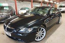 BMW 6 SERIES 630i SPORT AUTO