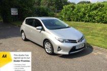 Toyota Auris DUAL VVT-I ICON FULL SERVICE HISTORY AIR CON DAB RADIO BLUETOOTH