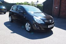 Vauxhall Corsa EXCLUSIV AIRCON 12 MONTHS MOT ! GR8 MPG ! LOW INSURANCE ! 99% FINANCE APPROVAL !