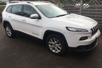 Jeep Cherokee M-JET LONGITUDE PLUS