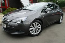 Vauxhall Astra GTC SRI CDTI S/S