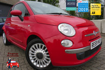 Fiat 500 MULTIJET LOUNGE