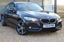 BMW 2 SERIES 2.0 218d SPORT