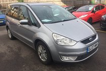 Ford Galaxy Ghia 2.0TDCi 130 PS Auto - Stunning Automatic Diesel 7 Seater - Drives Perfect - Full Service History