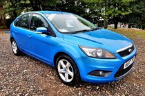 Ford Focus 1.8 Zetec Climate #FinanceAvailable