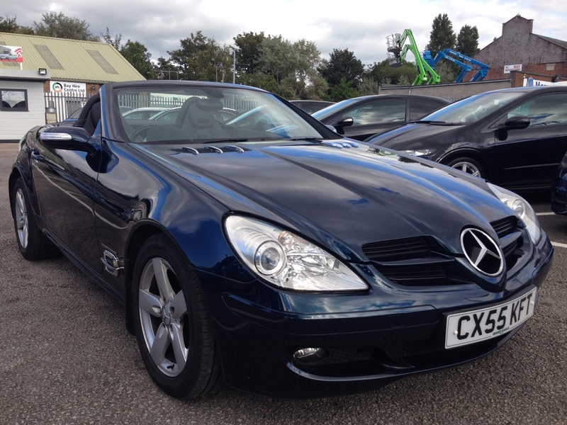 mercedes slk slk 200 kompressor lancashire commercials. Black Bedroom Furniture Sets. Home Design Ideas