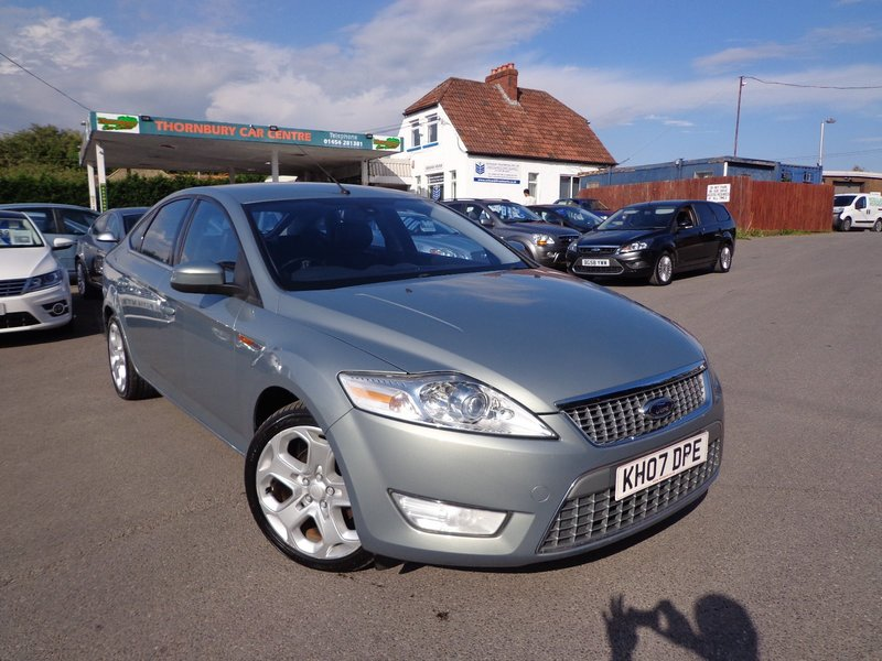 ford mondeo 2 0tdci titanium x 140ps thornbury car centre. Black Bedroom Furniture Sets. Home Design Ideas