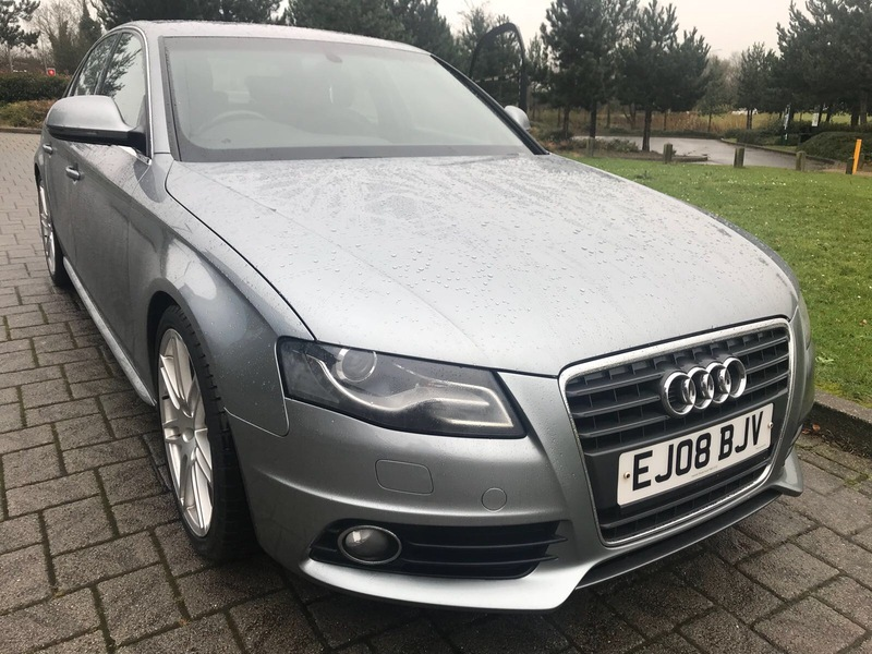 audi a4 s line 1 8 tfsi 160 ps low mileage car centre. Black Bedroom Furniture Sets. Home Design Ideas