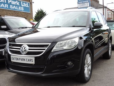 Volkswagen Tiguan 2.0 TSI SE 170PS  PETROL + 4 WHEEL DRIVE + SOLD +