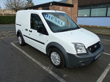 Ford Connect T200 Low roof SWB 110ps AC
