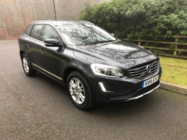 Volvo XC60 2.4 D5 4WD  4WD SE LUX NAV 215PS