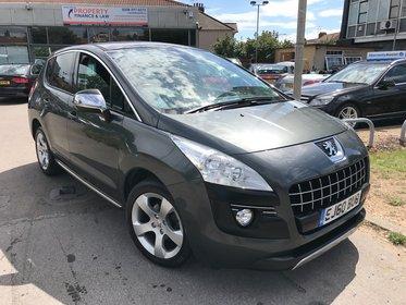 Peugeot 3008 1.6 HDI FAP 110 EXCLUSIVE