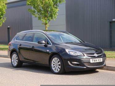 Vauxhall Astra 2.0CDTI 16V  S/S ELITE 165PS