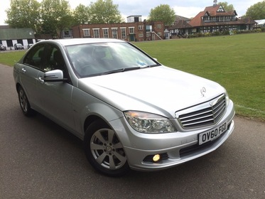 Mercedes C Class 2.1 C 200 CDI BLUEEFFICIENCY SE