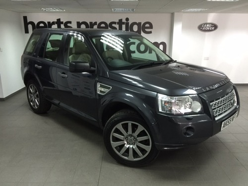 Land Rover Freelander 2.2 TD4 HSE Automatic 4x4 + 19