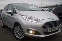 Ford Fiesta Titanium 1.0T EcoBoost, MAIN DEALER SERVICE HISTORY