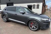 Audi Q7 SQ7 TDI QUATTRO
