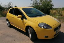 Fiat Grande Punto MULTIJET GP - ECONOMICAL DIESEL - NEW MOT - WARRANTY INCLUDED