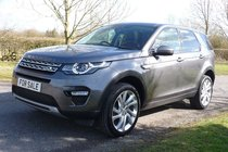 Land Rover Discovery HSE SD4 190PS Auto 4WD