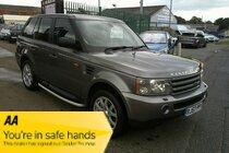 Land Rover Range Rover Sport TDV6 HSE 62000 MILES FSH
