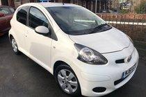 Toyota AYGO VVT-I GO/6 TOYOTA SERVICES/£20 TAX