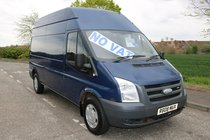 Ford Transit LWB good condition **no vat** wood lined