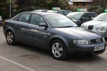 Audi A4 1.9TDi (130) quattro Sport