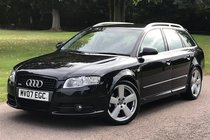Audi A4 TDI TDV S LINE