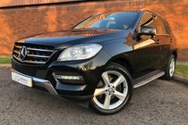 Mercedes M Class ML250 BLUETEC SE