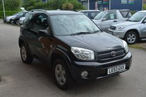 Toyota RAV4 VVT-I XT3 3 DOOR 4X4 * AUTO * LEATHER *