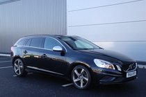 Volvo V60 D3 (163 ps) R-Design