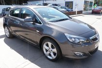 Vauxhall Astra SRi 1.4i 16v VVT (100PS)