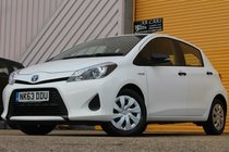 Toyota Yaris VVT-I T3
