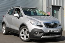 Vauxhall Mokka EXCLUSIV S/S  FSH/2KEY/FINANCE/NEW CLUTCH