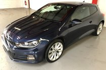 Volkswagen Scirocco 2.0 TDI BlueMotion Tech GT