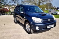 Toyota RAV4 D-4D XT-R #4x4 #FinanceAvailable