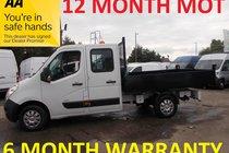 Vauxhall Movano R3500 L2H1 CRC CDTI