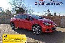 Vauxhall Astra GTC 2.0 CDTi 16v SRi (s/s) 3dr (6 Speed)