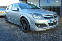 Vauxhall Astra SRi 1.8i 16v VIP