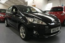 Ford Fiesta ZETEC ONLY 29350 MILES!!